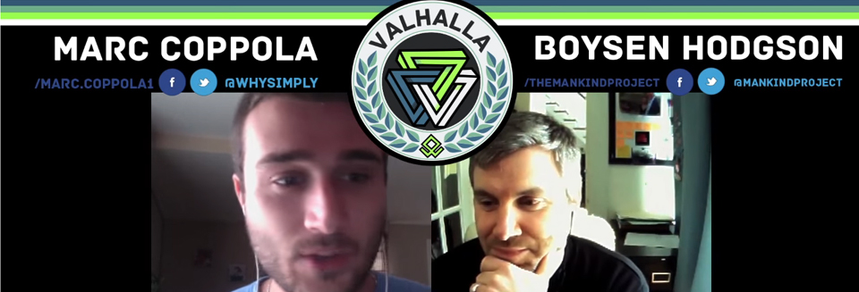The Valhalla Movement – Marc Coppola